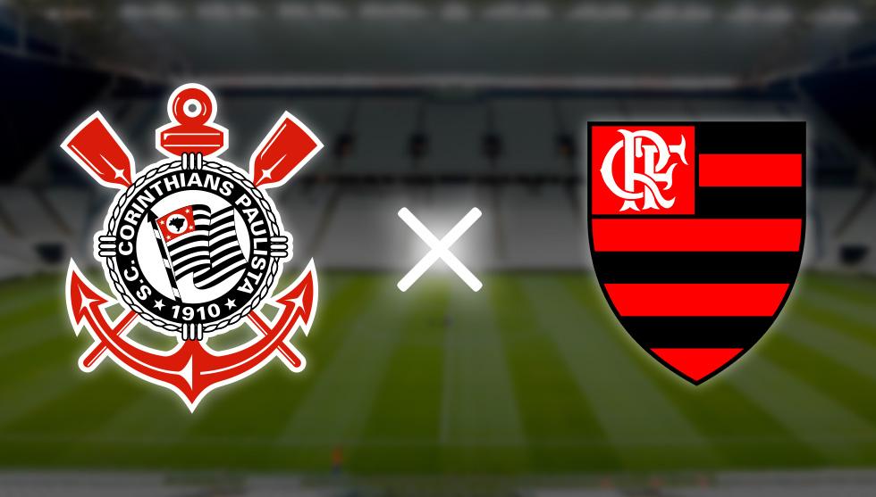 Kết quả hình ảnh cho Corinthians vs Flamengo