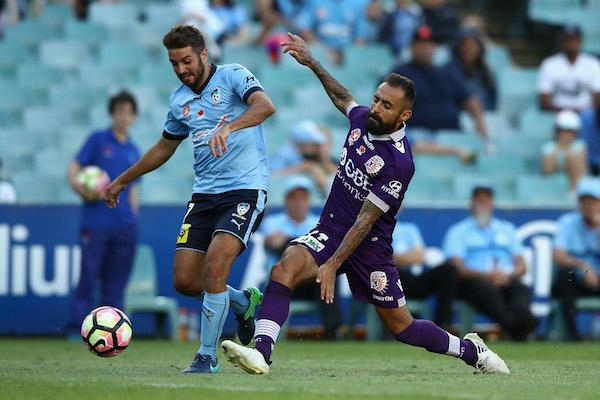 A-League Rd 6 - Sydney v Perth