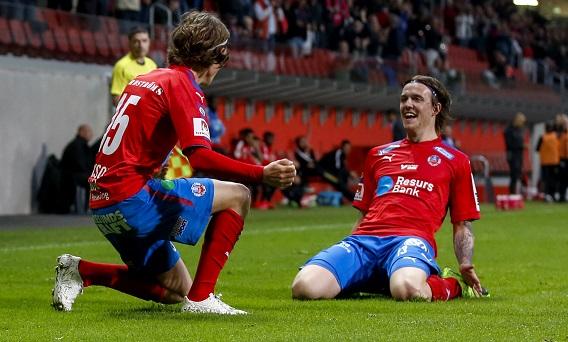 Fotboll, Superettan, Helsingborg - Syrianska FC