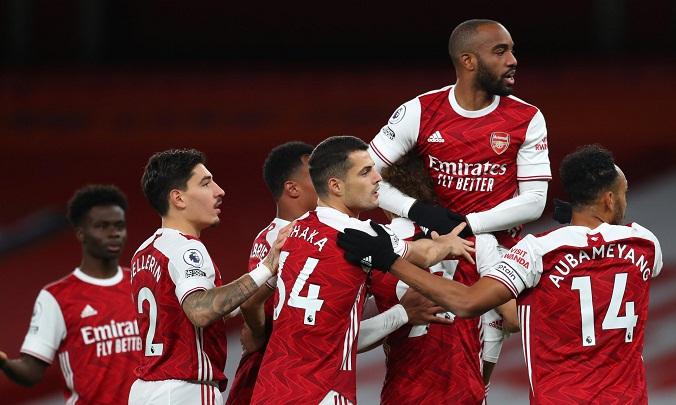 Arsenal vs Dundalk