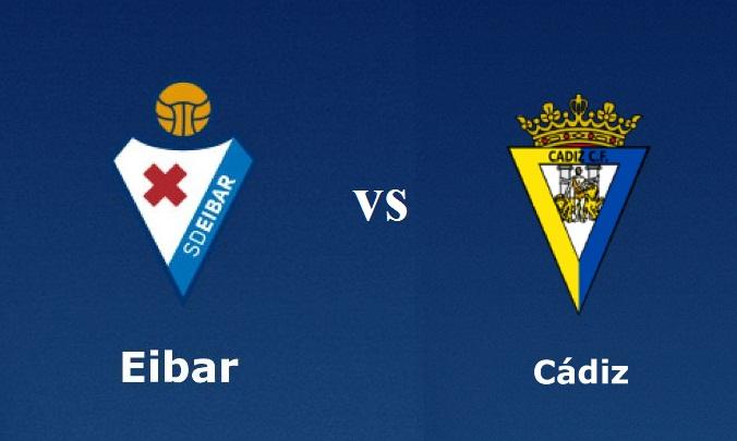 Eibar vs Cadiz