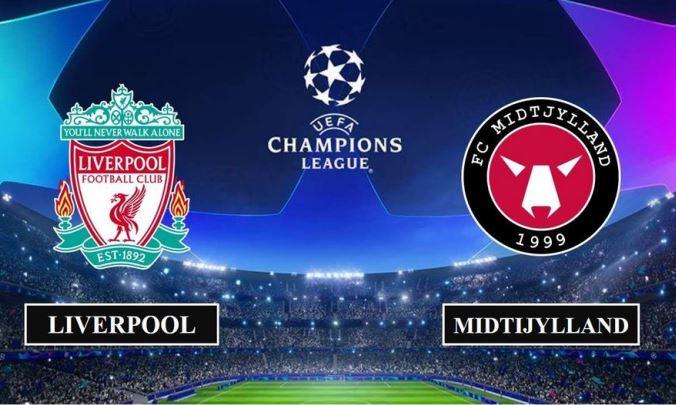 Liverpool vs Midtjylland
