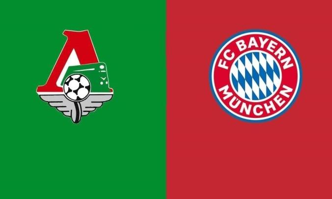Lokomotiv Moscow vs Bayern Munich