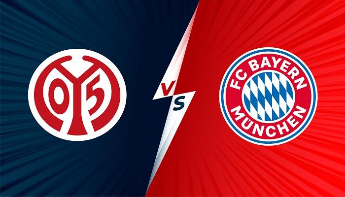 Mainz 05 vs Bayern Munich