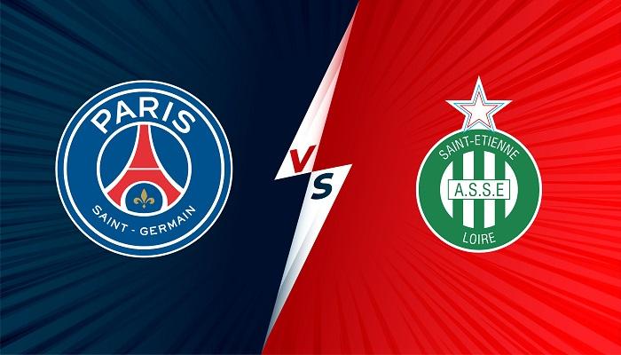 Paris Saint Germain vs Saint Etienne