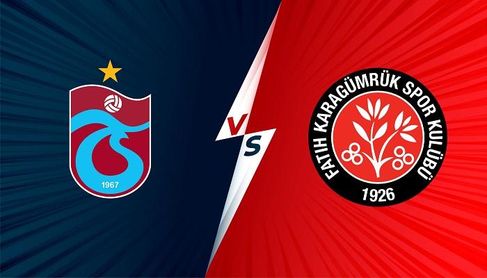 Trabzonspor vs Fatih Karagumruk