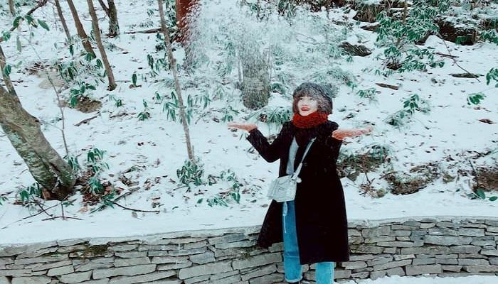 Mơ thấy tuyết rơi đánh con gì may mắn nhất