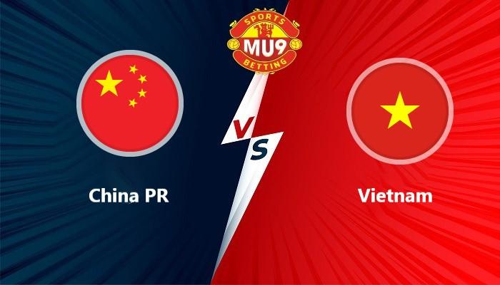 China PR vs Vietnam
